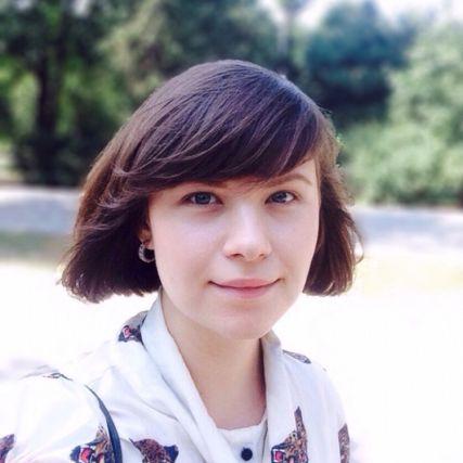 Anna Melnyk, M.Sc.
