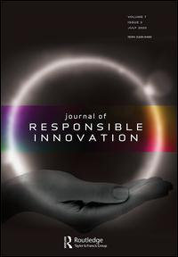 Values in responsible research and innovation: from entities to practices
