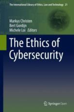 Core Values and Value Conflicts in Cybersecurity: Beyond Privacy Versus Security